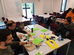 Shoe class - Design Thinking for Startups